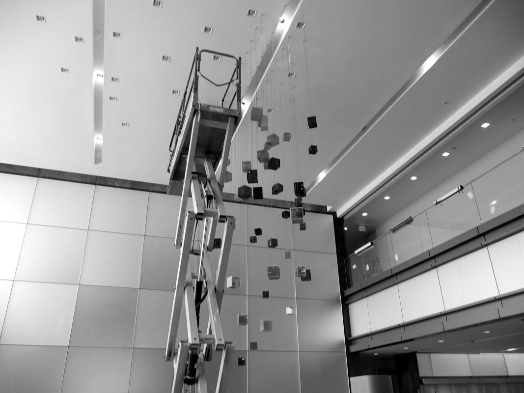 BASF-Lobby Art