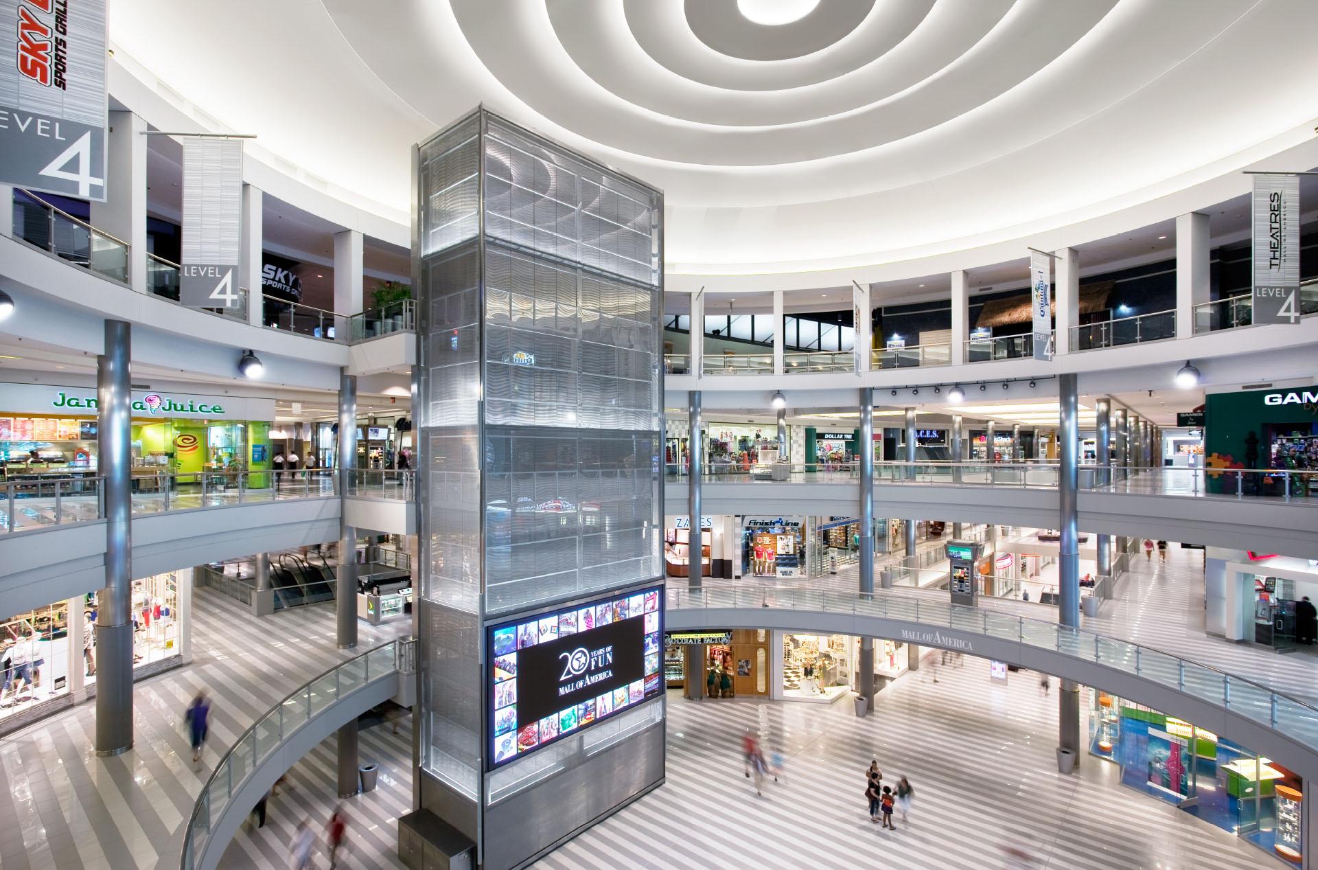 Mall Of America Eventscape