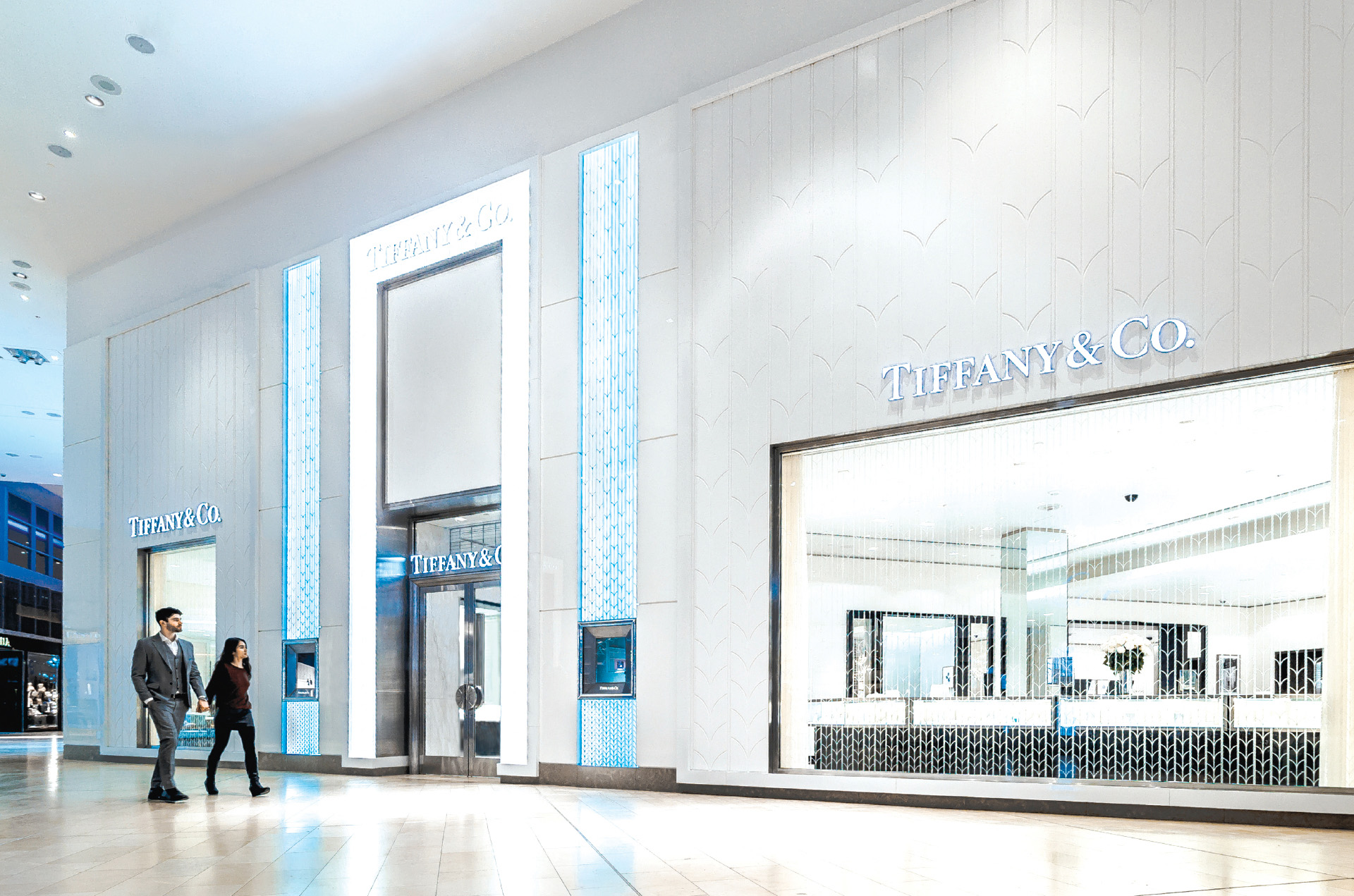 Tiffany front