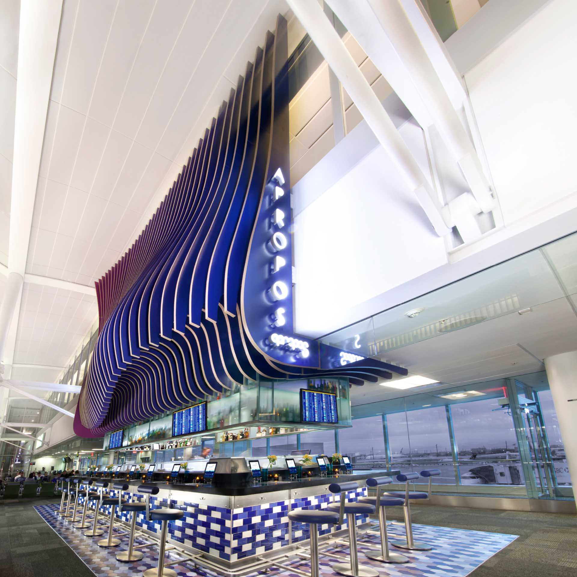 Toronto Pearson International Airport: Eventscape