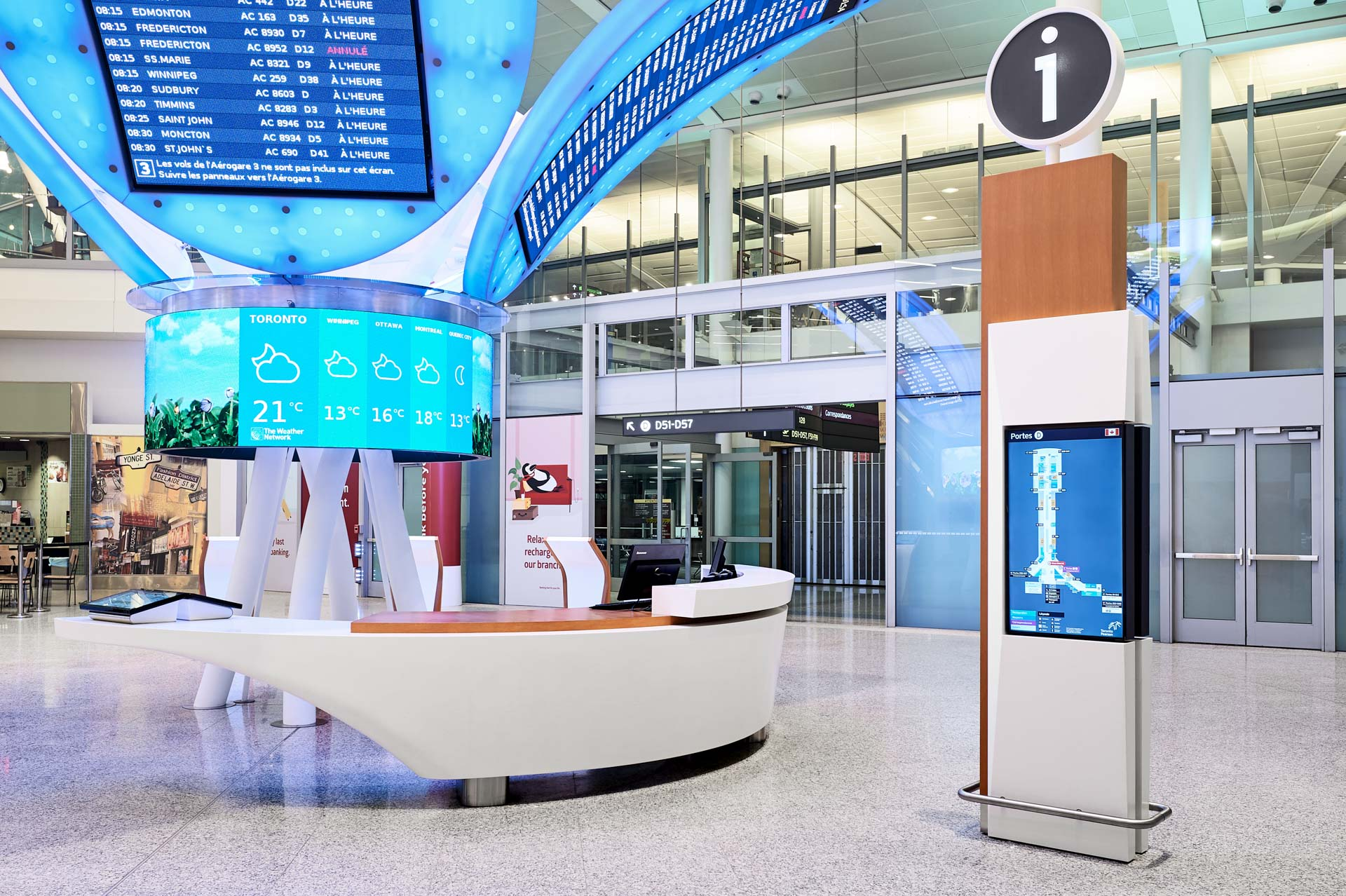 airport information zone