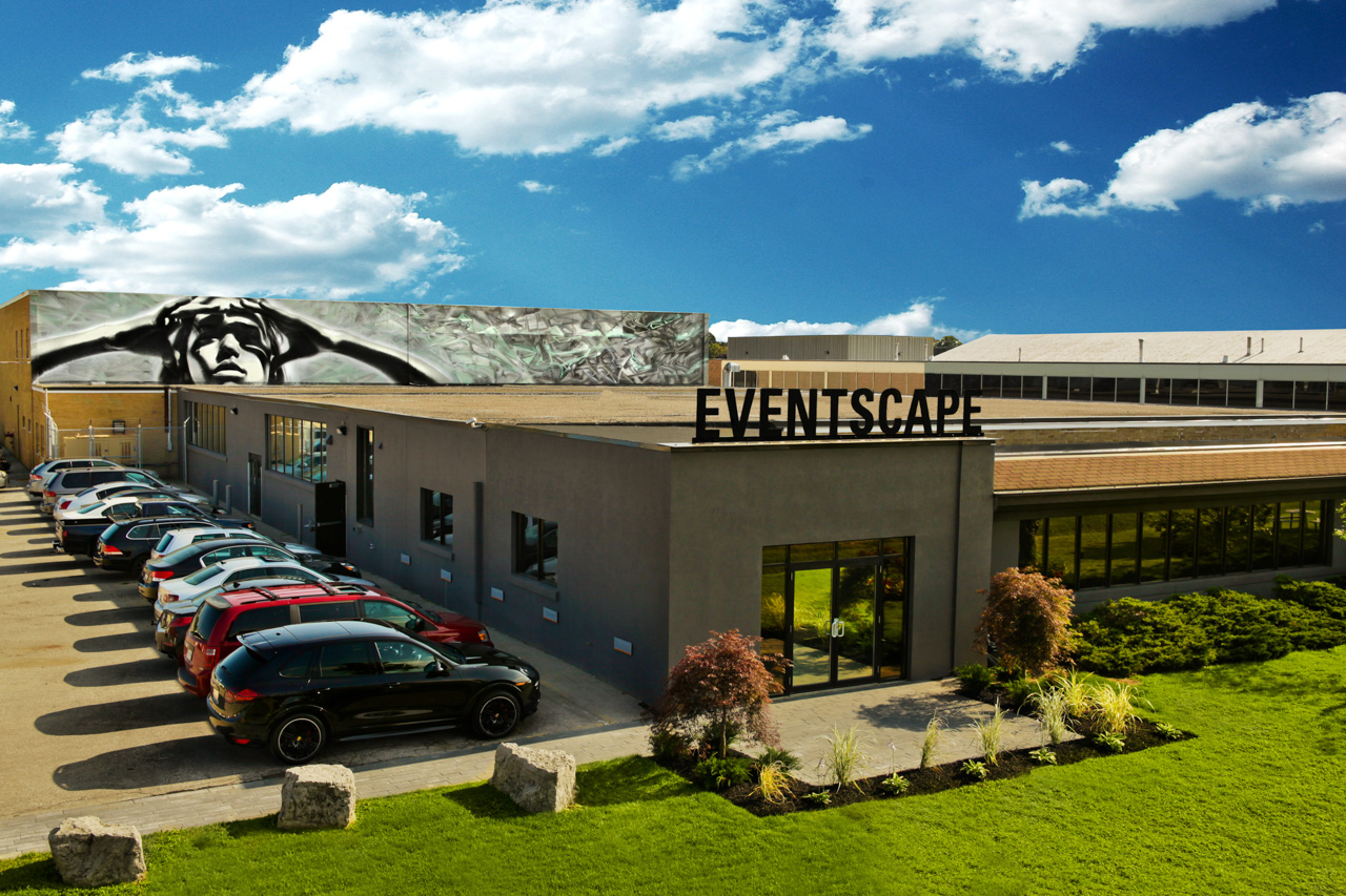 about building Eventscape